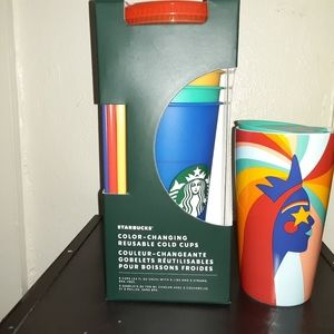 Starbucks 2020 PRIDE collection Bundle